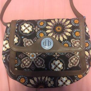 Small crossbody Vera Bradley bag